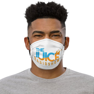 Open image in slideshow, The Juice COVID mask