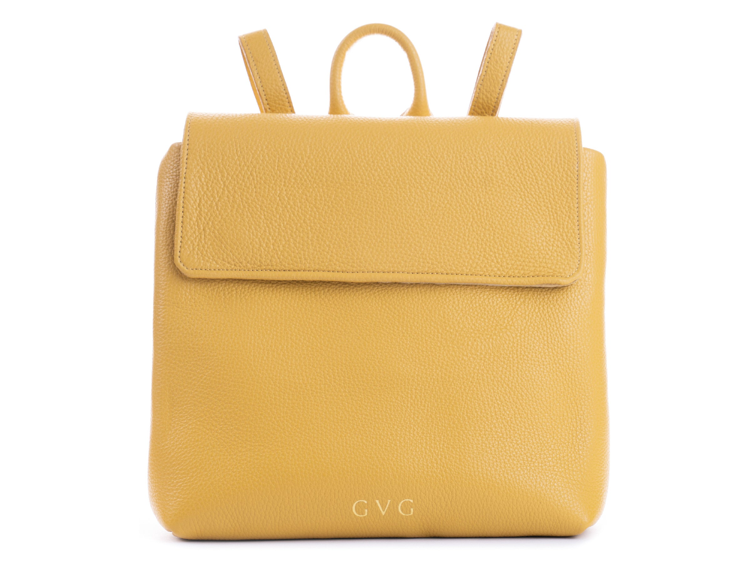 Olivia Backpack - Yellow