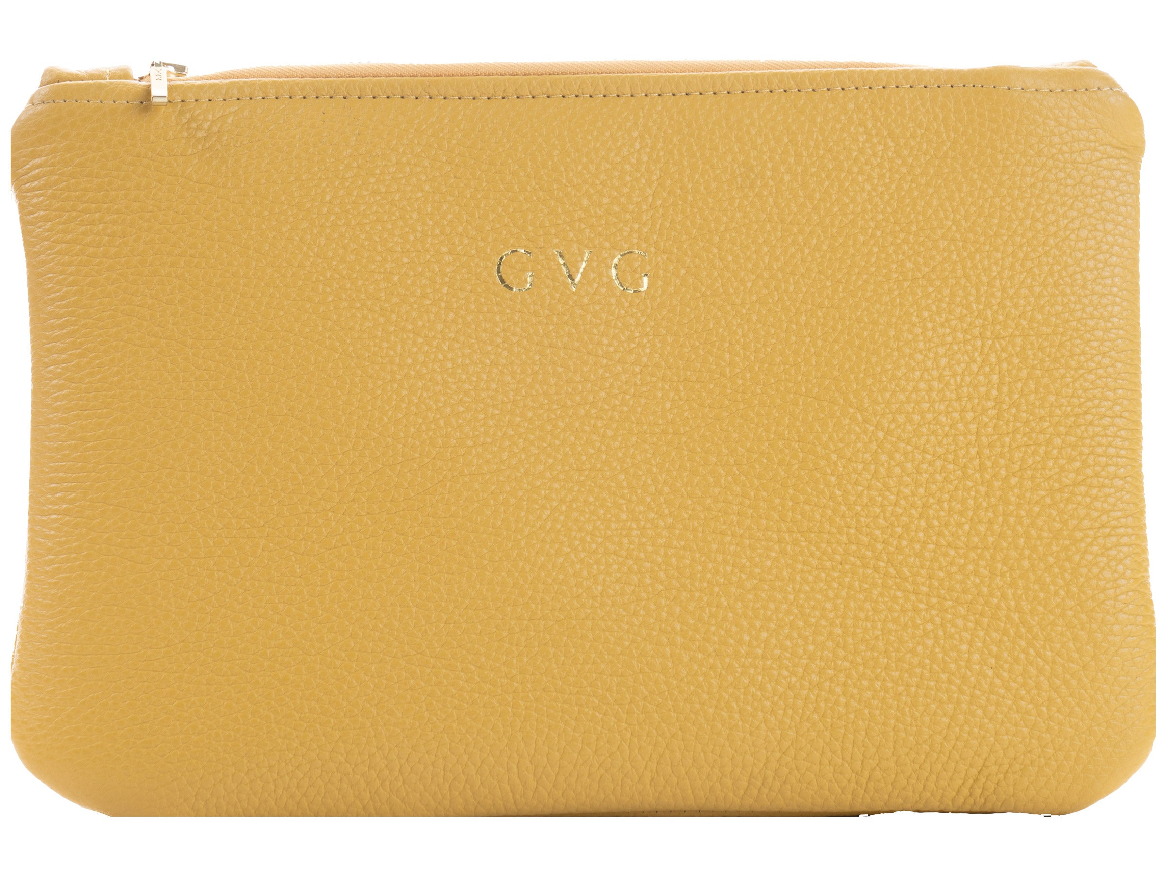 Grace Clutch Bag - Yellow