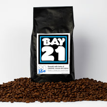 Load image into Gallery viewer, 21 Blue Coffee Beans