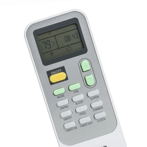 Air Conditioner Remote For Hisense ✅ In Stock - Hisense AC Remotes From $17