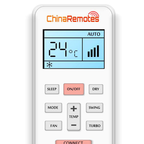 Air Con Remote for CHANGHONG ✅ New A/C Remotes for Every CHANGHONG Air Conditioner