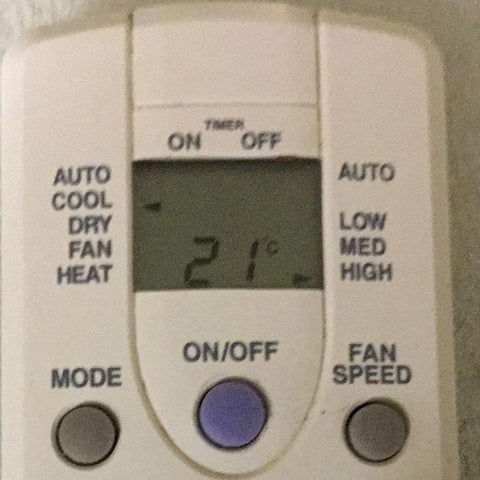 Air Conditioner Remote For OASIS ✅ In Stock - OASIS AC Remotes From $17