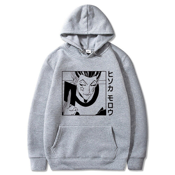 Hunter X Hunter Hisoka Hoodies Fashion Men Women Sweatshirts Casual Hooded Harajuku New Sports Hoodie Clothes Men