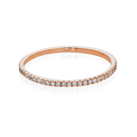 SIGNATURE DIAMOND BAND BRACELET