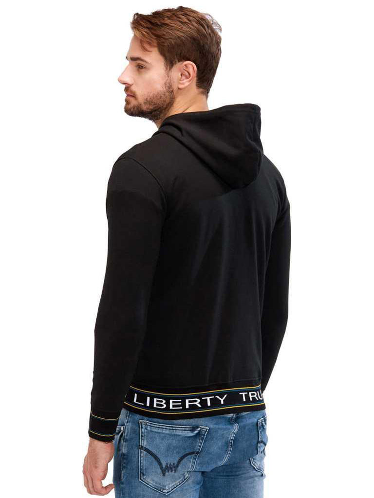 MANIAC Full Sleeve Solid Men Sweatshirt