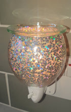 Load image into Gallery viewer, Glitter Star Electric plug in melt warmer