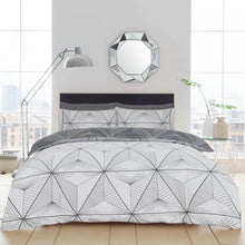 Load image into Gallery viewer, Zander Reversible Duvet Set 3 COLOURS