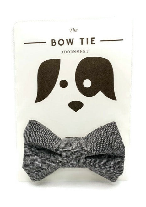 Felix Dog Bow Tie Adornment