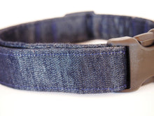 Load image into Gallery viewer, Dog Collar Dashing Denim