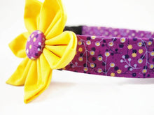 Load image into Gallery viewer, Dog Collar Flower Set Dolly