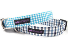 Load image into Gallery viewer, Dog Collar Gingham