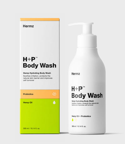 H+P Body Wash | 300 ml / 10.14 fl. oz.