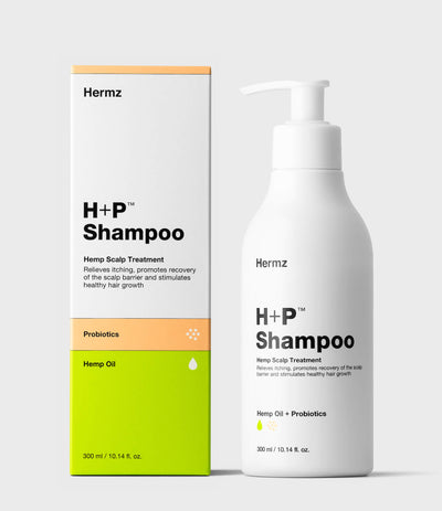 H+P Itchy Scalp Shampoo | 300 ml / 10.14 fl. oz.