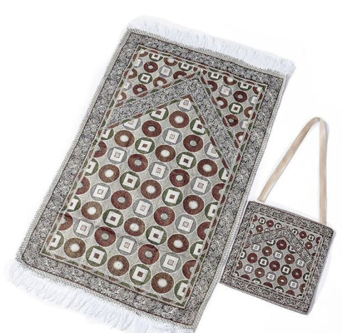 Travel Prayer Mat 2pcs
