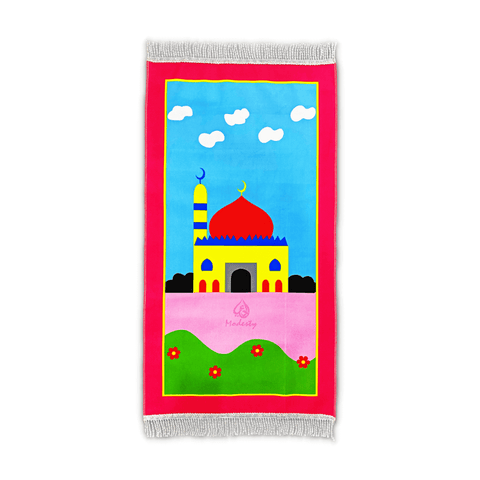 Kids Prayer Mat Pray Rug 48x90CM