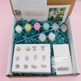 Beach Vibes Paintable Earring Kit