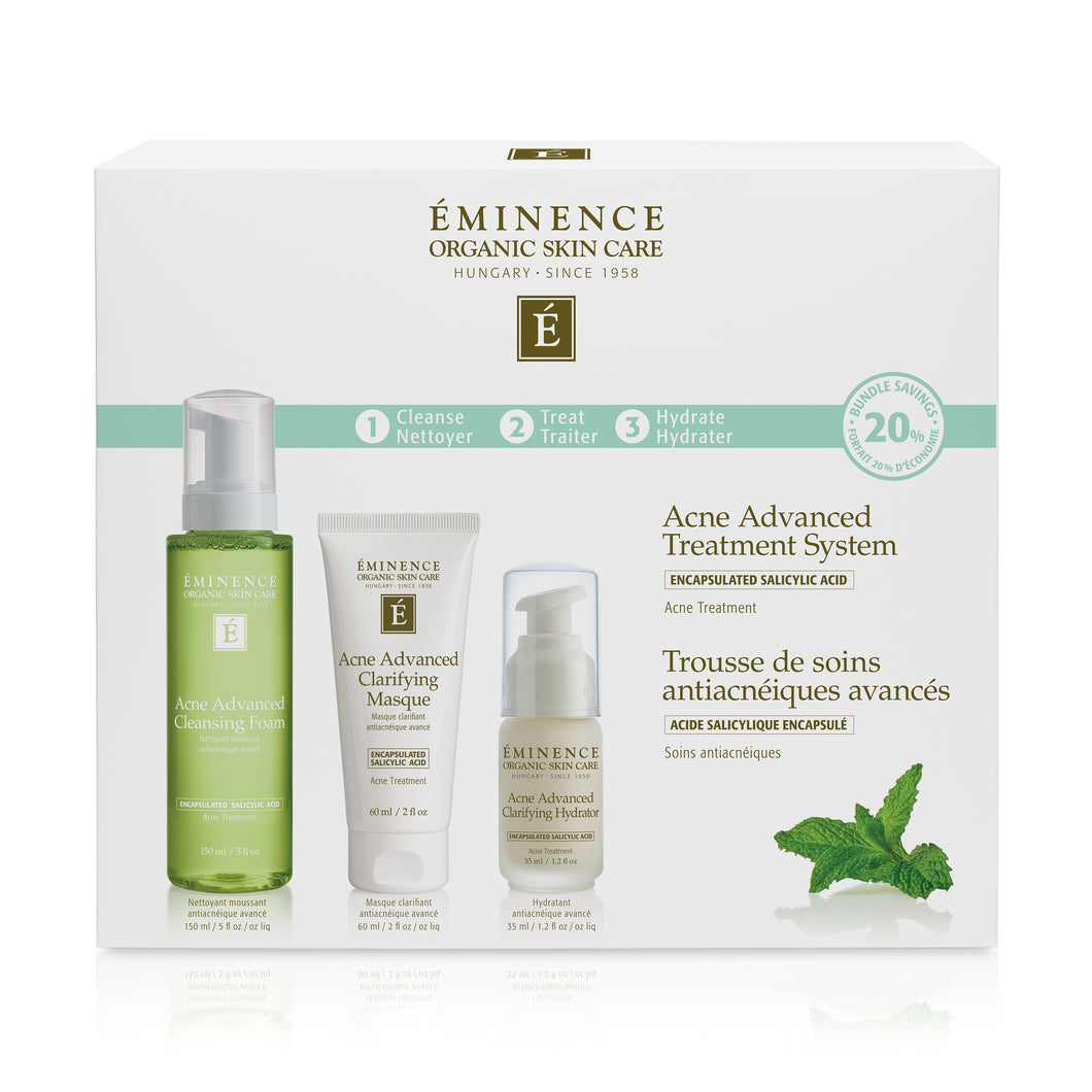 Acne Advanced Clarifying System