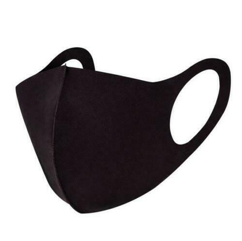 Face Mask Reusable Washable Covering Masks Clothing Men Women Protective Unisex