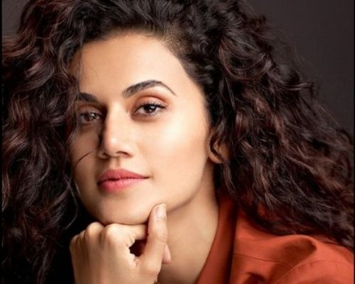 actrice bollywood Taapsee Pannu