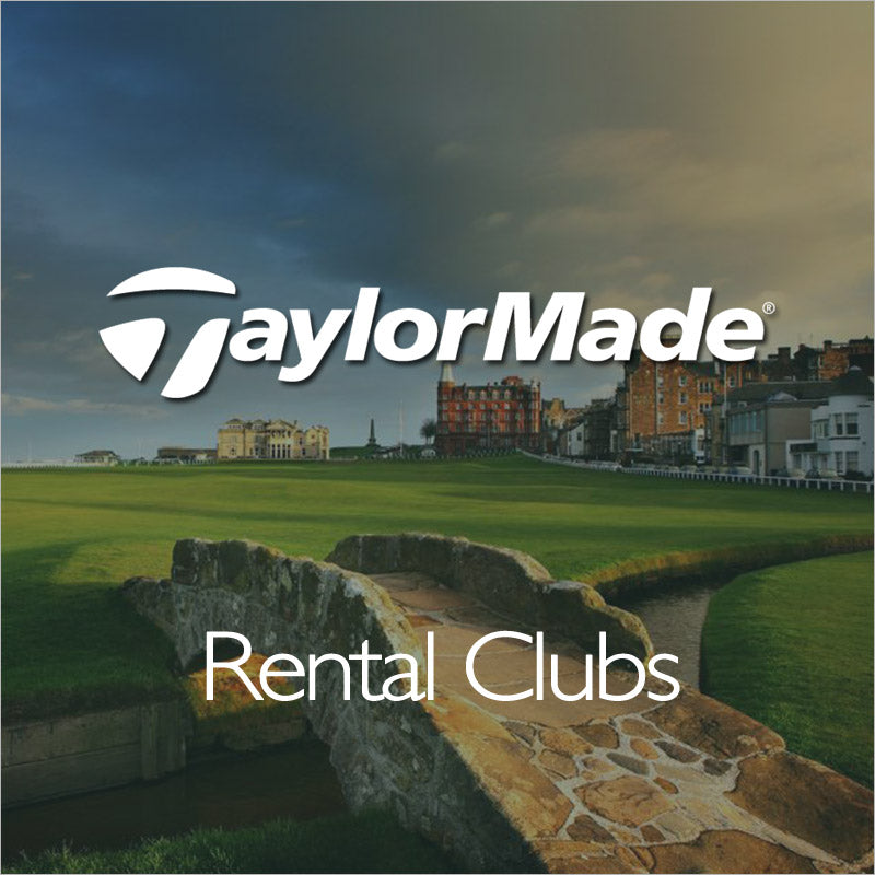 Taylormade Rental Clubs