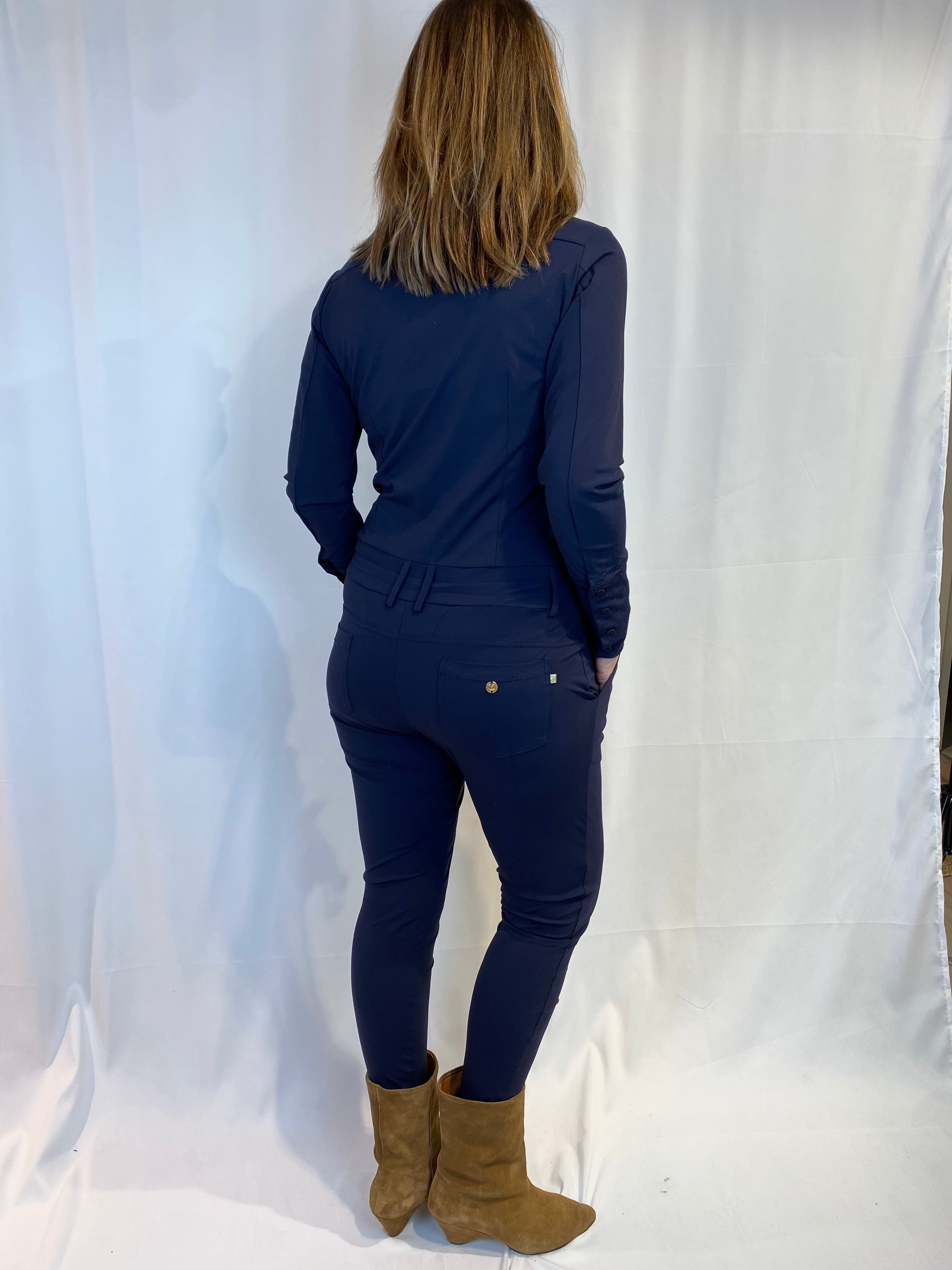 Jumpsuit Jumpyc Y18.375.1611 Blue