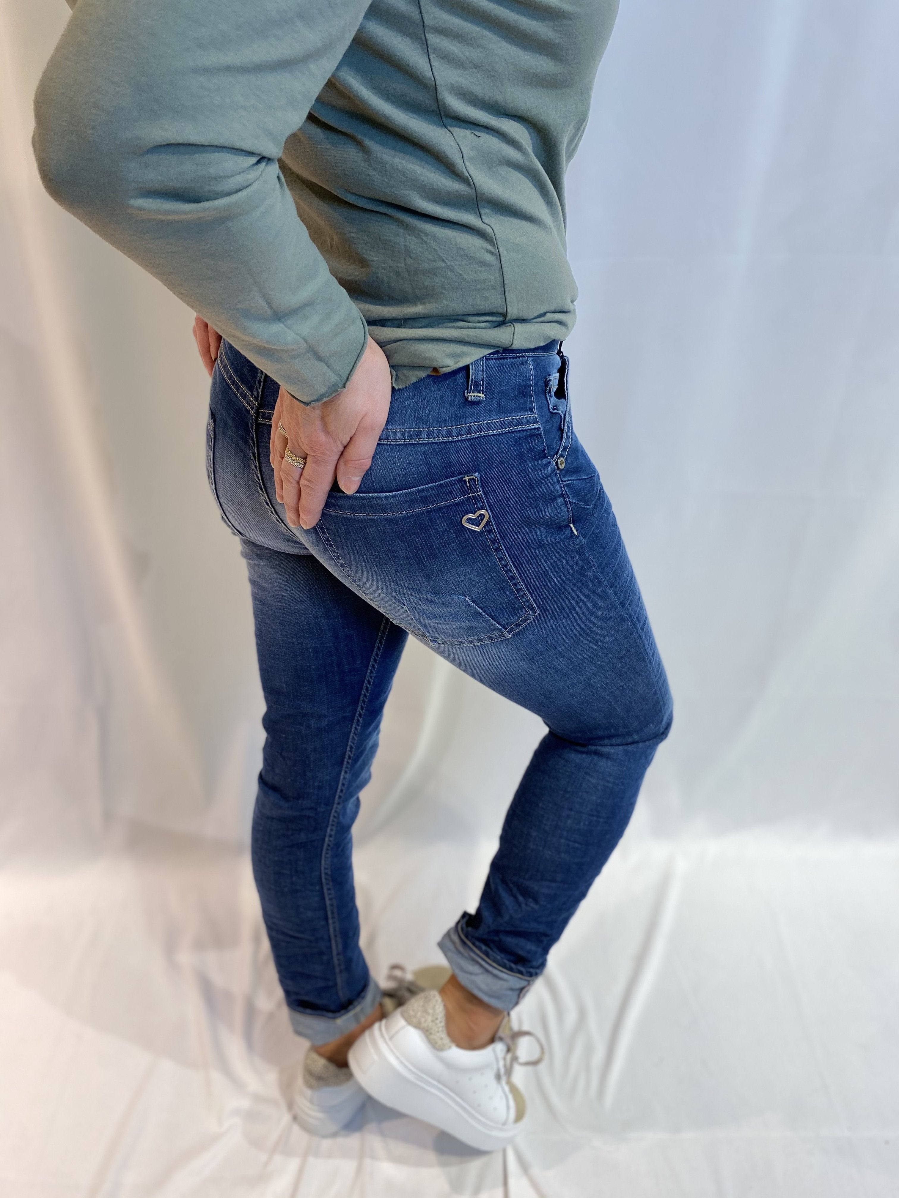 Jeans Two-Button P06DBQ2P3G 3612 Jeans