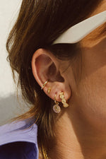 Afbeelding in Gallery-weergave laden, Rise & Shine Stud Earring YVKE_20798