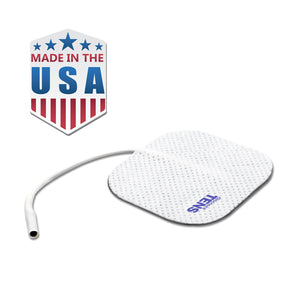 Made in the USA Premium Quality 2 x 2 Wired Electrodes