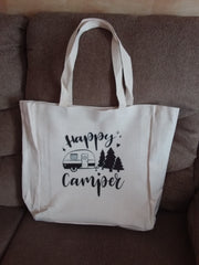 Tote bag - Happy Camper
