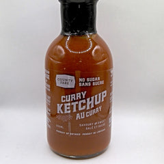 No Sugar Curry Ketchup