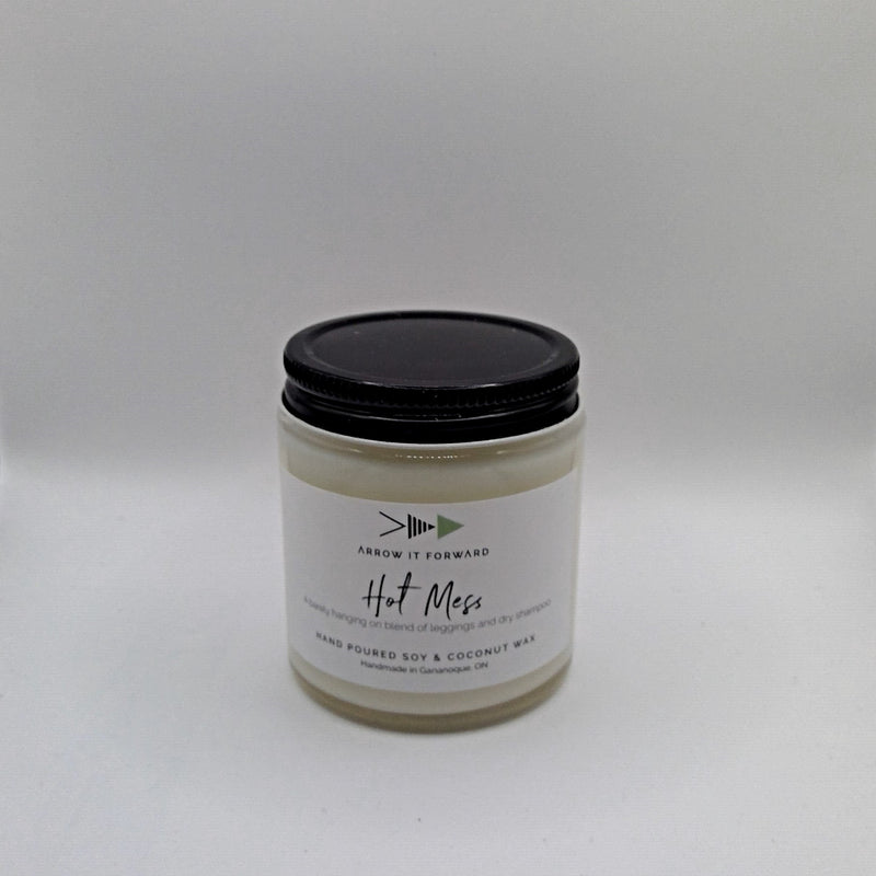 Hot Mess 4 oz Soy Candle