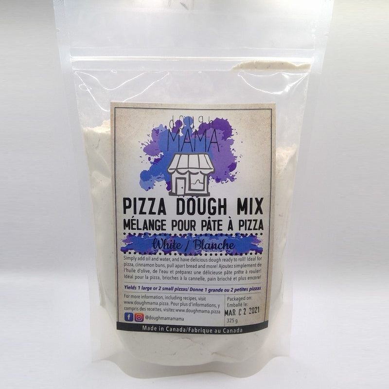 White Pizza Dough Mix