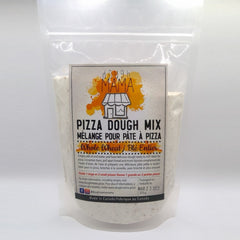 Whole Wheat Pizza Dough Mix