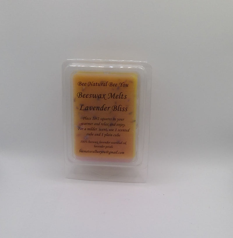 Beeswax melts - Lavender Bliss