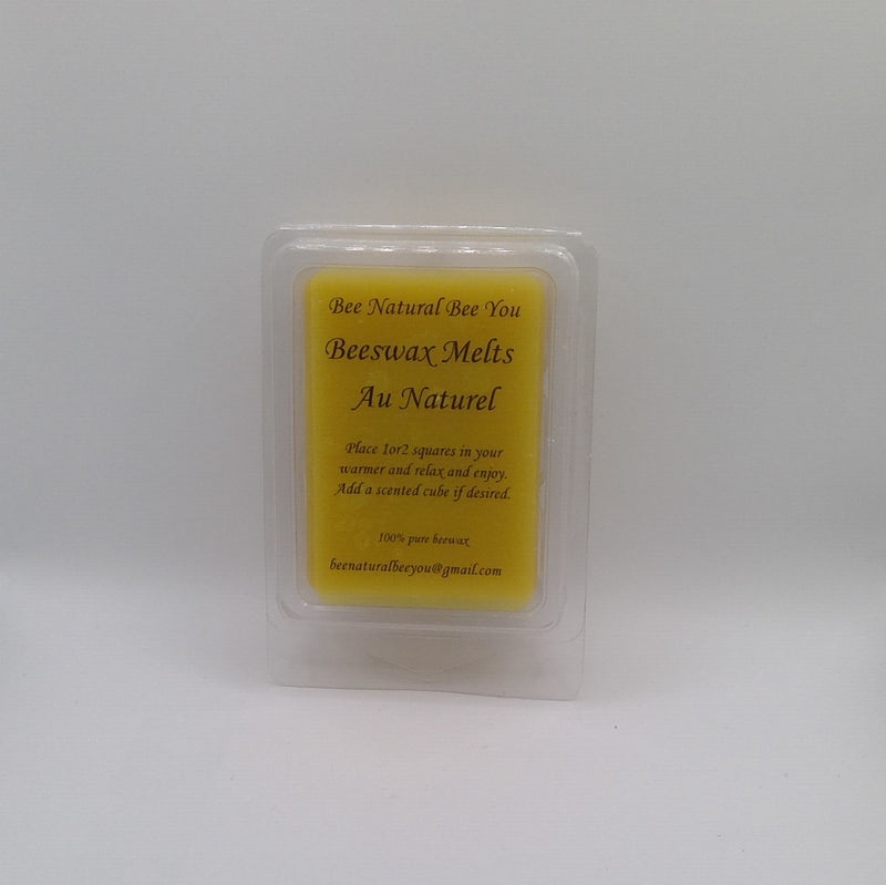 Beeswax melts - Au Naturel