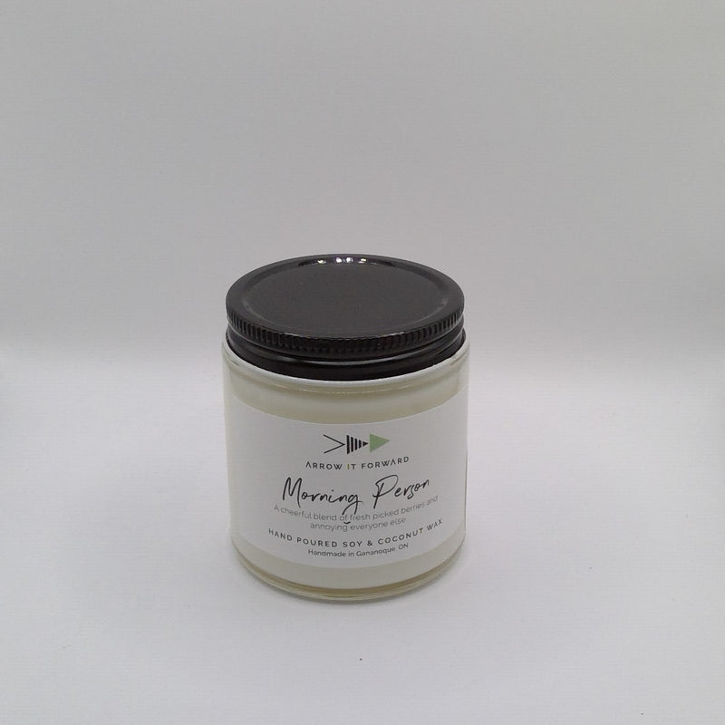 Morning Person 4 oz Soy Candle