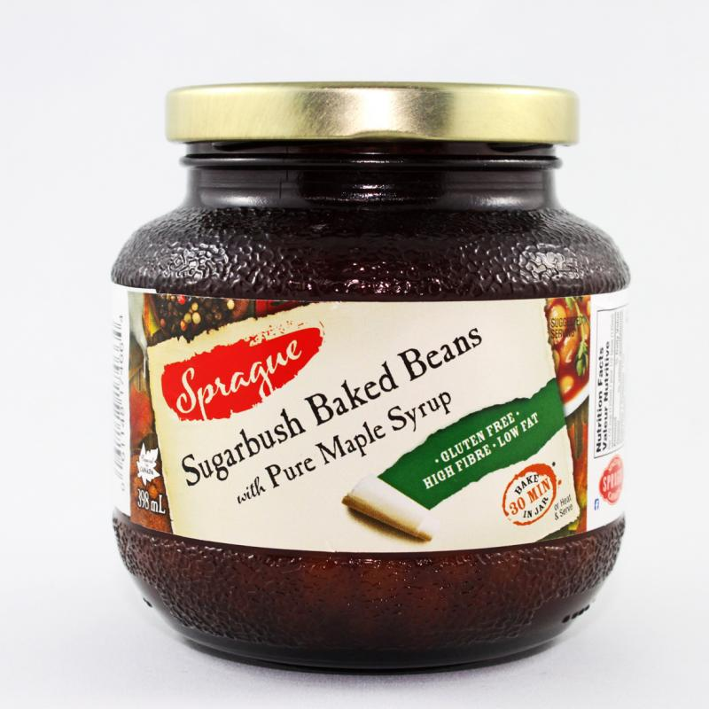 Sugarbush Baked Beans