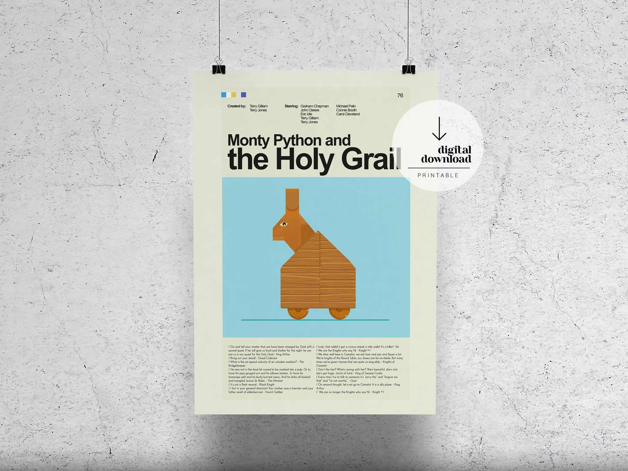 Monty Python and the Holy Grail | DIGITAL DOWNLOAD