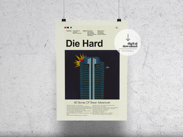 Die Hard | DIGITAL DOWNLOAD