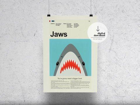 Jaws | DIGITAL DOWNLOAD