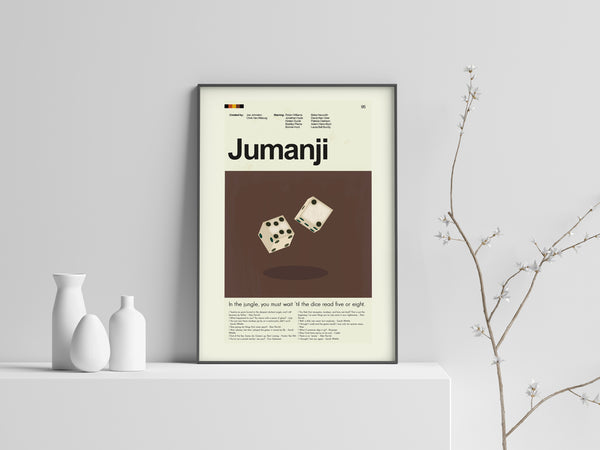 Jumanji | DIGITAL DOWNLOAD
