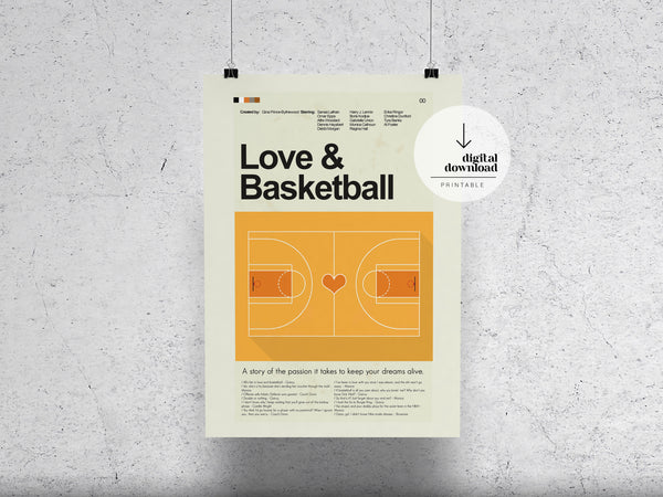 Love & Basketball | DIGITAL DOWNLOAD