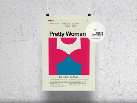 Pretty Woman | DIGITAL DOWNLOAD