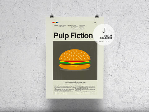 Pulp Fiction | DIGITAL DOWNLOAD