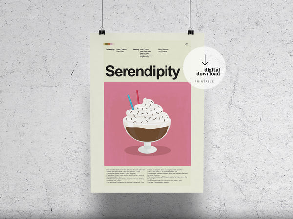 Serendipity | DIGITAL DOWNLOAD