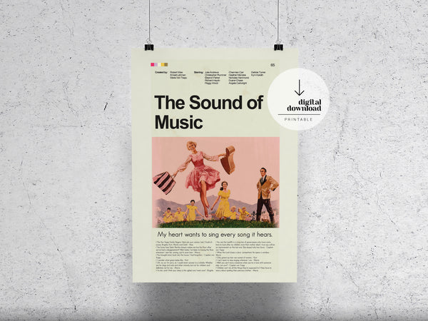 The Sound of Music | DIGITAL DOWNLOAD