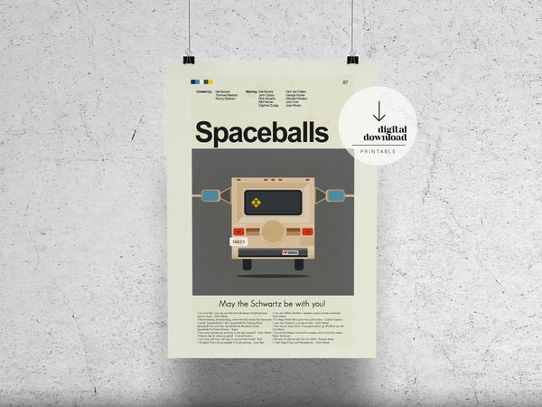 Spaceballs | DIGITAL DOWNLOAD