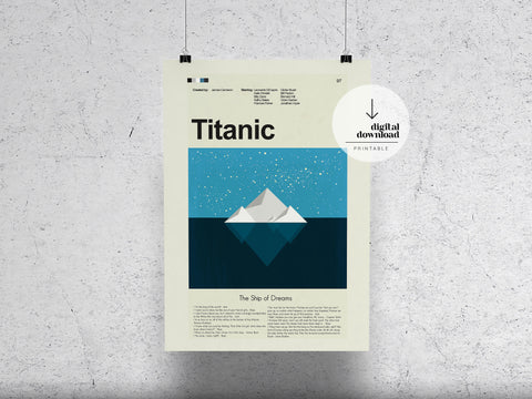 Titanic | DIGITAL DOWNLOAD