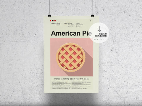 American Pie | DIGITAL DOWNLOAD